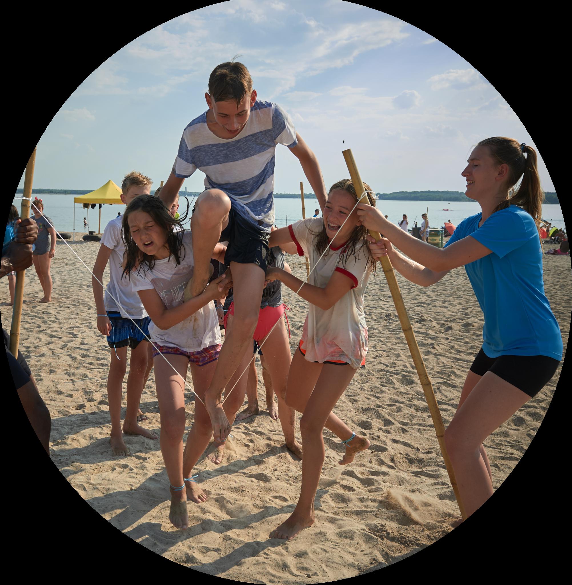 Beach Challenge